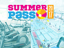 Summer Pass Ad Graphic