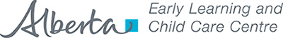 Alberta Early Learning and Child Care Centre Logo