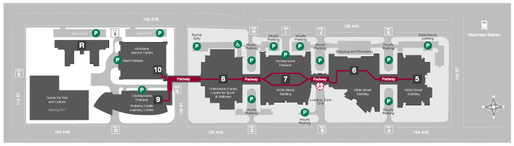 Parking map ccc