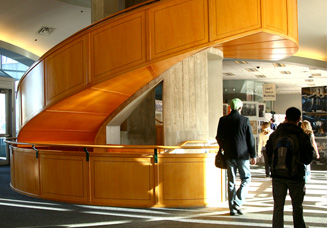 Stollery staircase