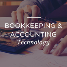 Bookkeeping & Accounting Technology Image