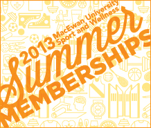 Summer Memberships Ad