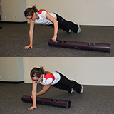 ViPR Plank Pull Photo