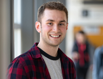 Education abroad experience builds connections with new faces Story Feature Image of Jacob