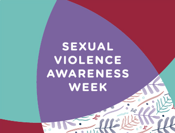 Sexual Violence Awareness Week feature image