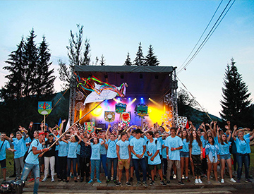 Students in Ukraine