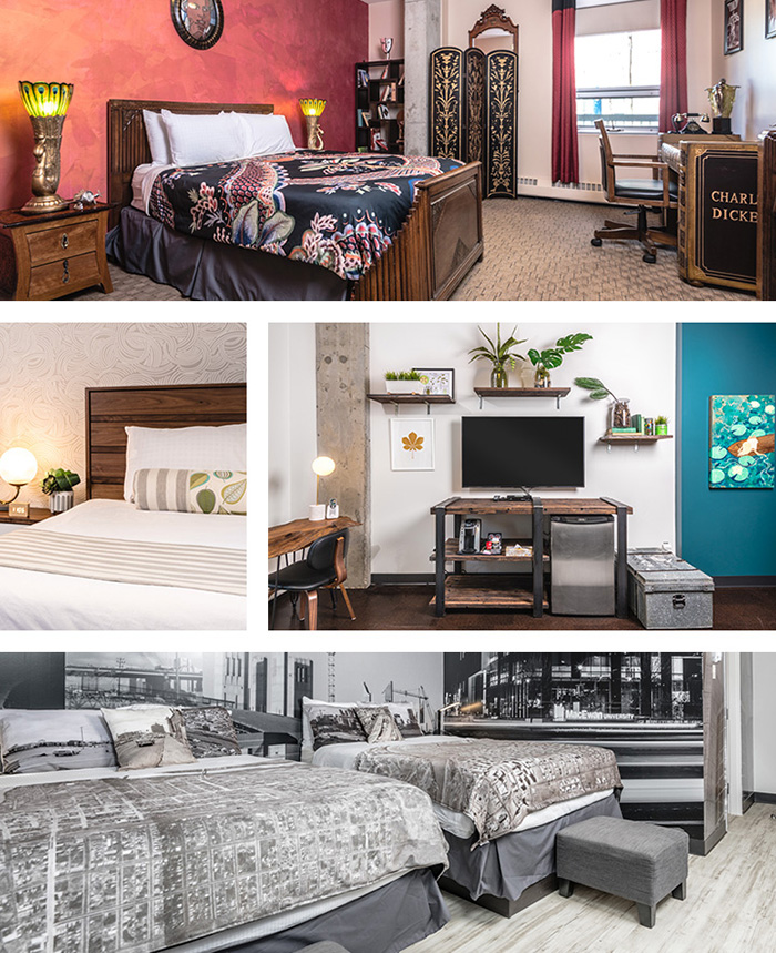Guest Rooms Boutique Suite gallery photos